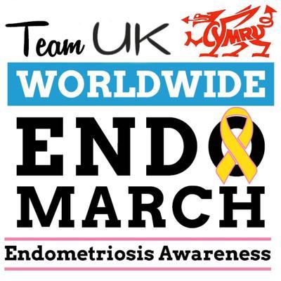 Worldwide endomarch logo
