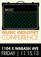 MIC Expo | Columbia College's MUSIC INDUSTRY CONFERENCE