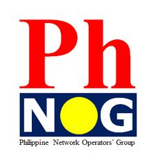 Philippine Network Operators' Group (PhNOG) logo