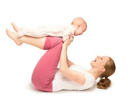 Mommy Baby Yoga