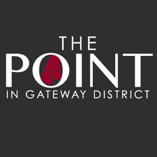 The Point in Gateway District  logo