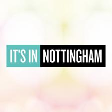 It's in Nottingham logo