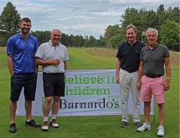 Barnardo's Scotland Golf Day 2017