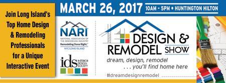 Design Remodel Show Tickets Sun Mar 26 2017 At 10 00 Am Eventbrite