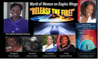 RELEASE THE FIRE! A PROPHETIC WOMEN'S CONFERENCE