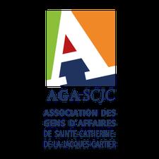Association des gens d'affaires de Sainte-Catherine-de-la-Jacques-Cartier logo