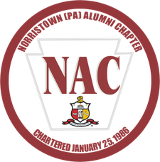 Norristown (PA) Alumni Chapter of Kappa Alpha Psi Fraternity, Inc. logo