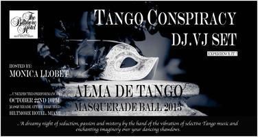 MASQUERADE BALL 2013 * ALMA DE TANGO * TANGO...