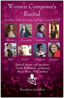 Women Composer's Concert of Queens College