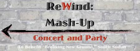 ReWind: MashUp — Fundraiser Concert & Party
