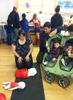 Parent CPR Training in Woodbridge