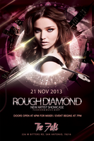 Rough Diamond:  New Artist Showcase