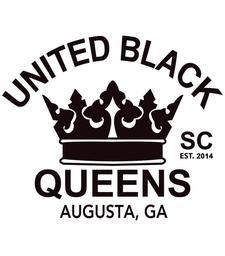 United Black Queens SC Augusta, GA logo