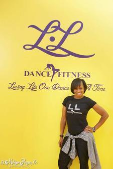 LL Dance and Fitness LLC logo
