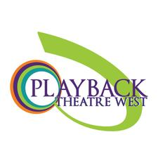 Playback Theatre West logo