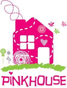 Caroline Kisby   Pink House Arts logo