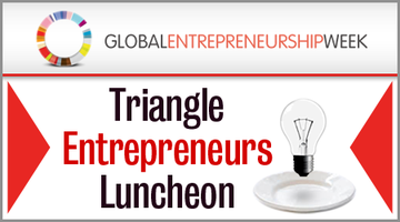 Global Entrepreneurship Week - Triangle Luncheon