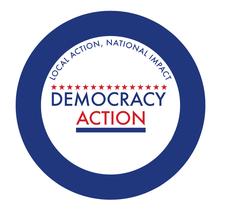 Democracy Action logo