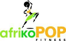 afrikoPOP fitness logo