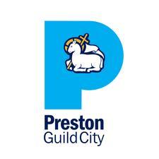 Preston Guild City logo