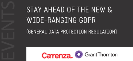 How will the GDPR affect your business?