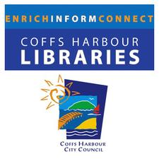 Coffs Harbour Libraries logo