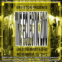 @Gr818tion PRESENTS THE ECLECTIC ZOO LIVE AT THE...