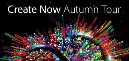 Adobe Create Now Autumn Tour – Torino