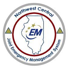 Northwest Central Joint Emergency Management System logo