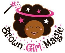 Brown Girl Magic logo