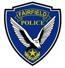 FAIRFIELD, CA POLICE DEPARTMENT logo