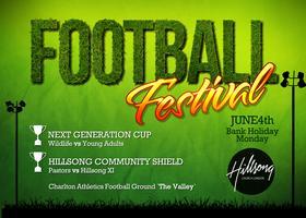Hillsong London Football Festival