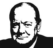 International Churchill Society logo