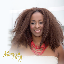 Lanitra Williams, RN, MSN Maternity Coach Founder of Momma Swag logo