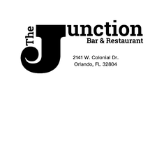Yardworld Entertainment & The Junction Bar & Restaurant logo