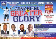 Victory Holyghost Mission, Isolo, Lagos, Nigeria logo
