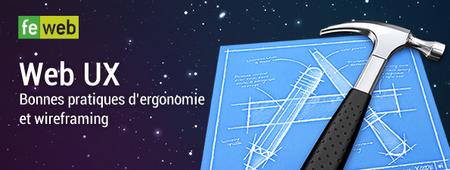 Web UX: Bonnes pratiques d'ergonomie et wireframing