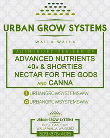 Urban Grow Systems logo
