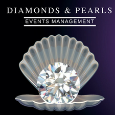 Diamonds and Pearls Events Management logo
