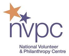 The National Volunteer & Philanthropy Centre logo