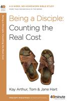 Being a Disciple: Counting the Real Cost - A Women's Bible...