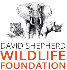 The David Shepherd Wildlife Foundation logo