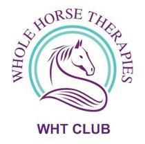 Whole Horse Therapies Club logo