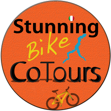 Stunning Bike Co-Tours logo