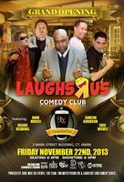 Grand Opening of Laughs R Us Comedy Club @ LumberYard...