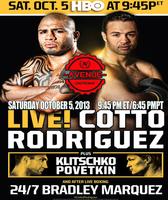 Miguel Cotto vs Delvin Rodriguez - World Championship...