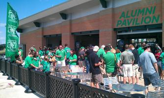 UNT Alumni Pavilion Party - UNT vs. UTSA