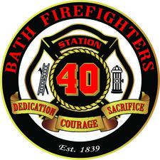 BATH VOLUNTEER FIRE DEPARTMENT & AMBULANCE CORPS. logo