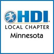 HDI Minnesota Local Chapter logo