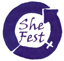 SheFest Sheffield logo